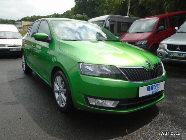 Prodám Škoda Rapid 1.6 TDI Ambition Fresh
