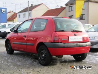 Prodám Renault Clio POSILOVAČ ŘÍZENÍ, EKO ZAPLACEN