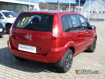 Prodám Ford Fusion Nové v ČR, 1.4 59kW REZERVACE