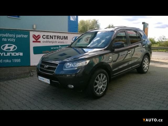 Prodám Hyundai Santa Fe 2,2 CRDi 4x4 -1. MAJITEL-ČR