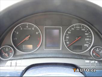 Prodám Audi A4 2,0 i-96kW, Klimatronik, Alu