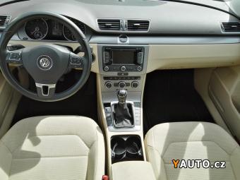 Prodám Volkswagen Passat 2.0 TDI Comfortline, NAVI, ACC, D