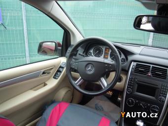Prodám Mercedes-Benz Třídy B B180 CDI