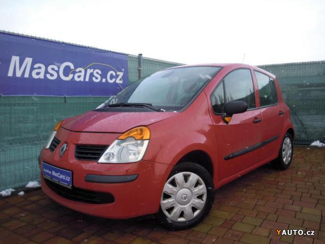 Prodám Renault Modus 1.5 dCi