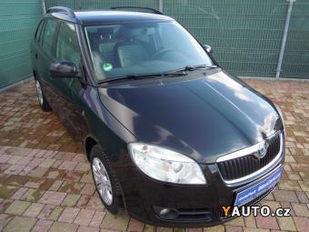 Prodám Škoda Fabia II 1.4 kombi Ambiente, klima, DP