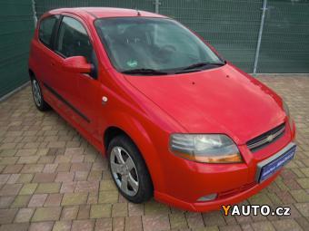 Prodám Chevrolet Kalos 1.4 SE