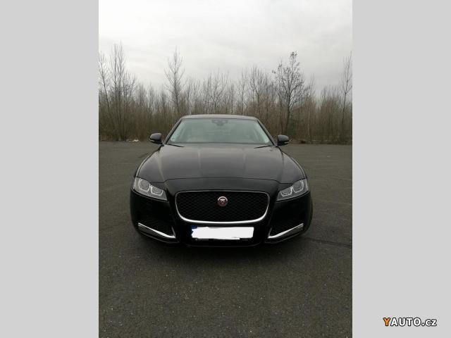 Prodám Jaguar XF 2.0 D 4x4