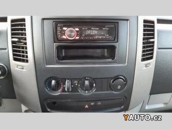 Prodám Volkswagen Crafter 2.5 TDI 35 DoubleCab