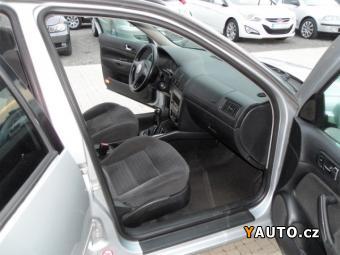 Prodám Volkswagen Golf VARIANT 1.6 16V ZÁLOHOVÁNO