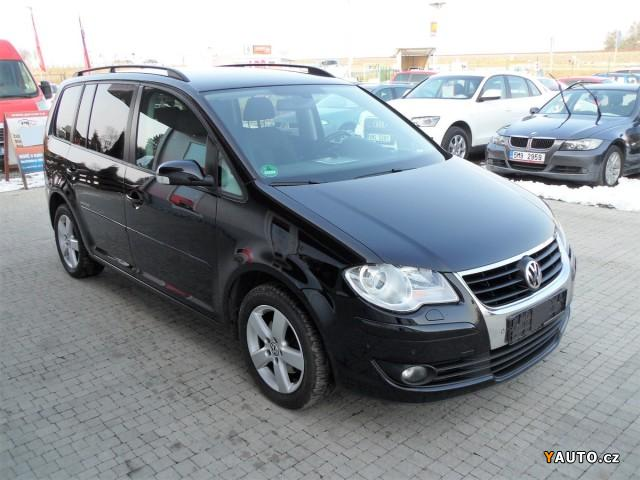 prod m volkswagen touran 1 4 tsi united z lohov no prodej. Black Bedroom Furniture Sets. Home Design Ideas