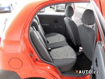Prodám Chevrolet Spark 0,8, 1. MAJ, NAJETO 63000 KM