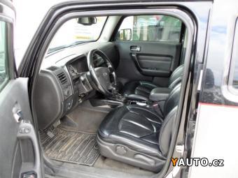 Prodám Hummer H3 3.5 164 kW