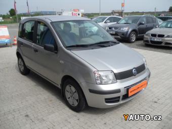 Prodám Fiat Panda 1.1i KOUPENO ČR, NAJETO 70990KM