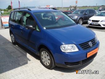 Prodám Volkswagen Touran 1.9 TDI KLIMA, 7 SEDADEL