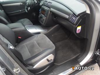 Prodám Mercedes-Benz Třídy R R 350 CDI 4M ČR 1. maj. 7 míst