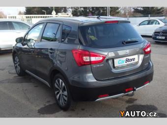 Prodám Suzuki SX4 S-Cross 1.6 DDiS 4x4 ČR Elegance AT