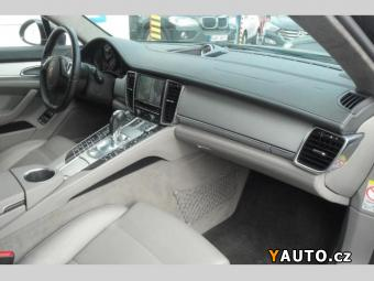Prodám Porsche Panamera Turbo 368kw ČR po servisu