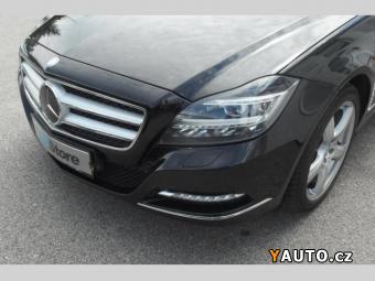 Prodám Mercedes-Benz CLS 350 CDI 4M ČR Distronic 1. maj