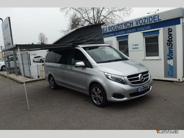 Prodám Mercedes-Benz V 250d 4MATIC Marco Polo