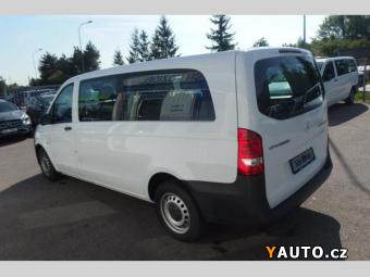 Prodám Mercedes-Benz Vito 116 CDI, L Tourer PRO 8 míst