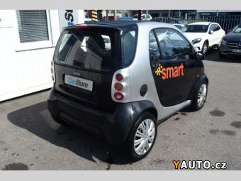 Prodám Smart Fortwo 0.6i turbo 33kw