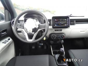 Prodám Suzuki Ignis 1,3i 4x4 navigace