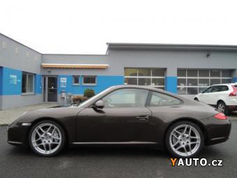 Prodám Porsche 911 Carrera 2 PDK nové CZ ser. kni