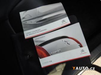 Prodám Citroën C6 2,2 HDI 16V navigace