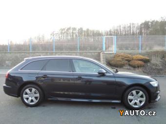 Prodám Audi A6 Kombi 2.0 TDI 140kW odpoč. DPH