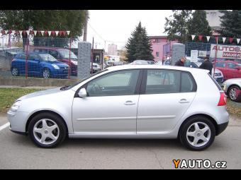 Prodám Volkswagen Golf 1.9 TDi Top stav