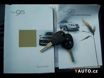 Prodám Saab 9-5 2.0 T Bio Power Kombi