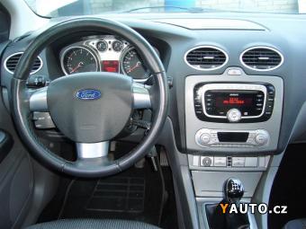 Prodám Ford Focus 2.0 16V Titanium LPG TOP STAV