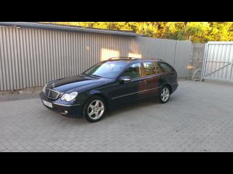 Prodám Mercedes-Benz Třídy C 220cdi