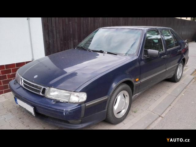 Prodám Saab 9000 2.0 Turbo