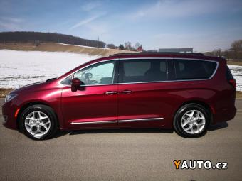 Prodám Chrysler Pacifica 3,6 V6 Touring Plus Aut. 9st.