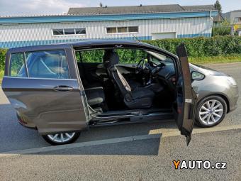 Prodám Ford B-MAX 1,6TDCiTitanium 1. majitel