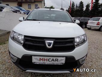 Prodám Dacia Sandero 1,5 DCi 66kW Stepway Outdoor