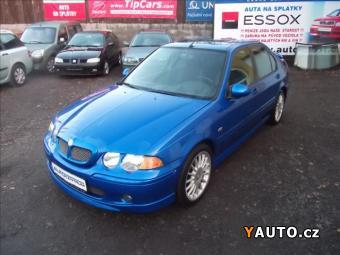 Prodám MG ZS 2.5 V6 SEDAN