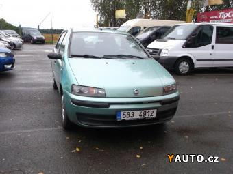 Prodám Fiat Punto 1,2 ELX eko daň zaplacena