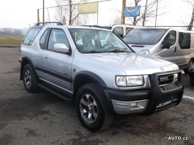 Prodám Opel Frontera 2,2i Sport