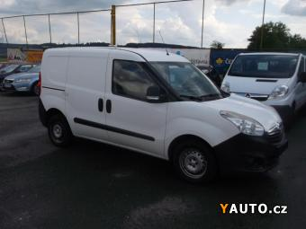 Prodám Opel Combo 1.3 CDTi 66kw klima