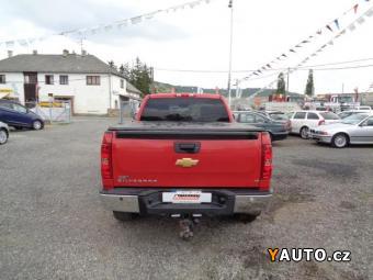 Prodám Chevrolet Silverado 1500- 5.3L- V8- KLIMA- E85