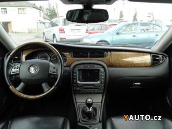 Prodám Jaguar X-Type 2.5 V6-4x4- NAVI- KŮŽE- KLIMA