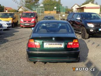Prodám BMW Řada 3 318i- KLIMA- EKO DAŇ ZAPLACENA