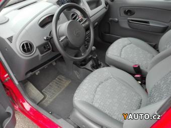 Prodám Chevrolet Spark 0,8 nové v ČR, po důchodci