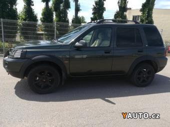 Prodám Land Rover Freelander 2,0 TD 4
