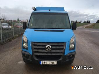 Prodám Volkswagen Crafter 2,5 TDi Solární panel