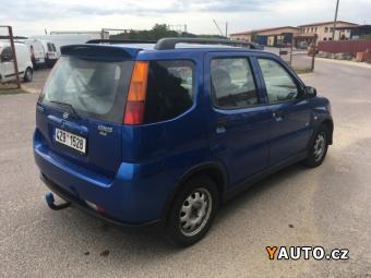 Prodám Suzuki Ignis 1,5 VVTi GLX 4x4 ČR 2. Majitel