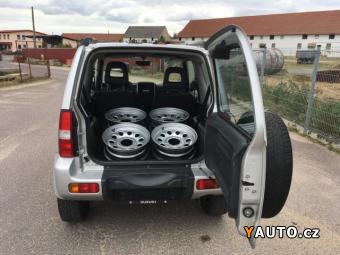 Prodám Suzuki Jimny 1,3 i 4 x 4 KLIMATIZACE