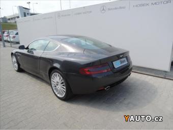 Prodám Aston Martin DB9 6,0 6.0 V12 1. majitel